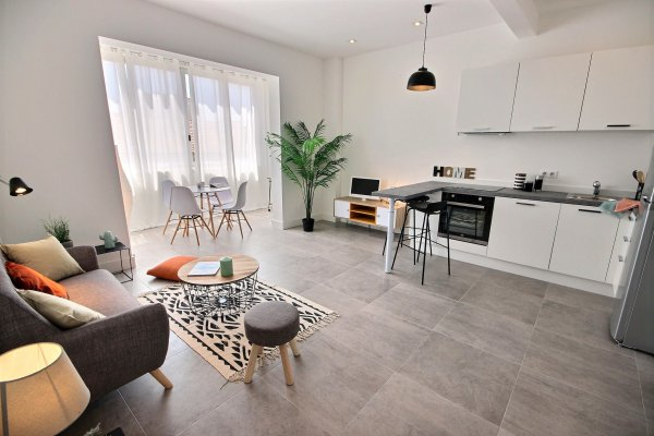 Appartement Cannes, 38 m², 195 000