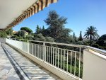 CANNES PETIT-JUAS. VASTE 4 PIECES BELLE TERRASSE VUE DEGAGEE. GARAGE + PARKING